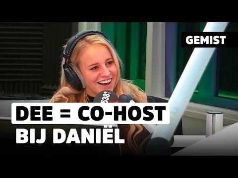 Dee goudeerlijk over haar aantal bedpartners in de roddelcheck! | 538 Roddelcheck