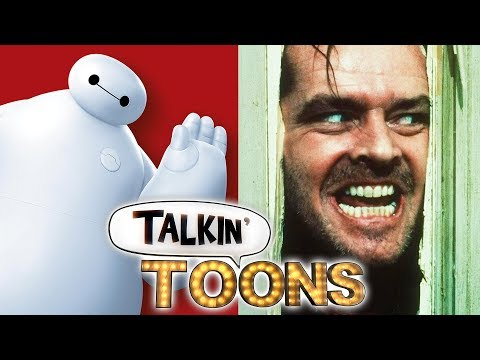 Big Hero 6 Takes on The Shining Talkin' Toons w Rob Paulsen