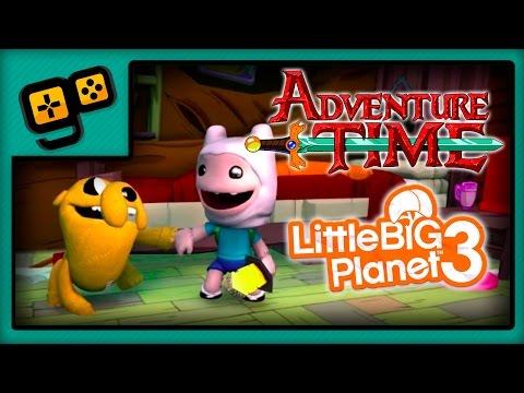 Jogo Hora de Aventura DLC – LittleBigPlanet 3