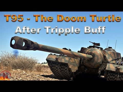 WT    T95 - After The Tripple Buff