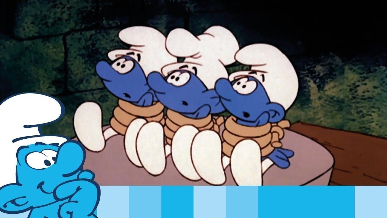 All That Glitters Isn't Smurf • The Smurfs | WildBrain Cartoons