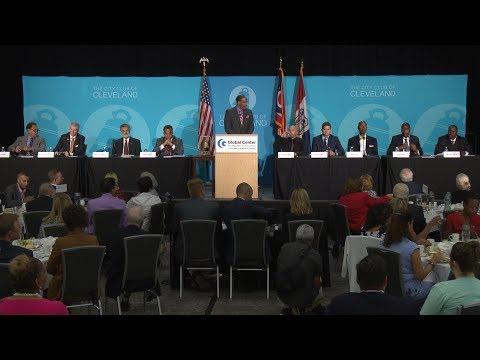 2017 Cleveland Mayoral Primary Debate