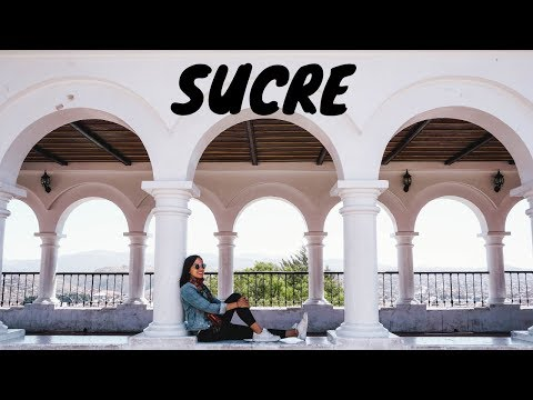 What To Do In Sucre, Bolivia | City Tour & Studying Spanish | Bolivia Vlog