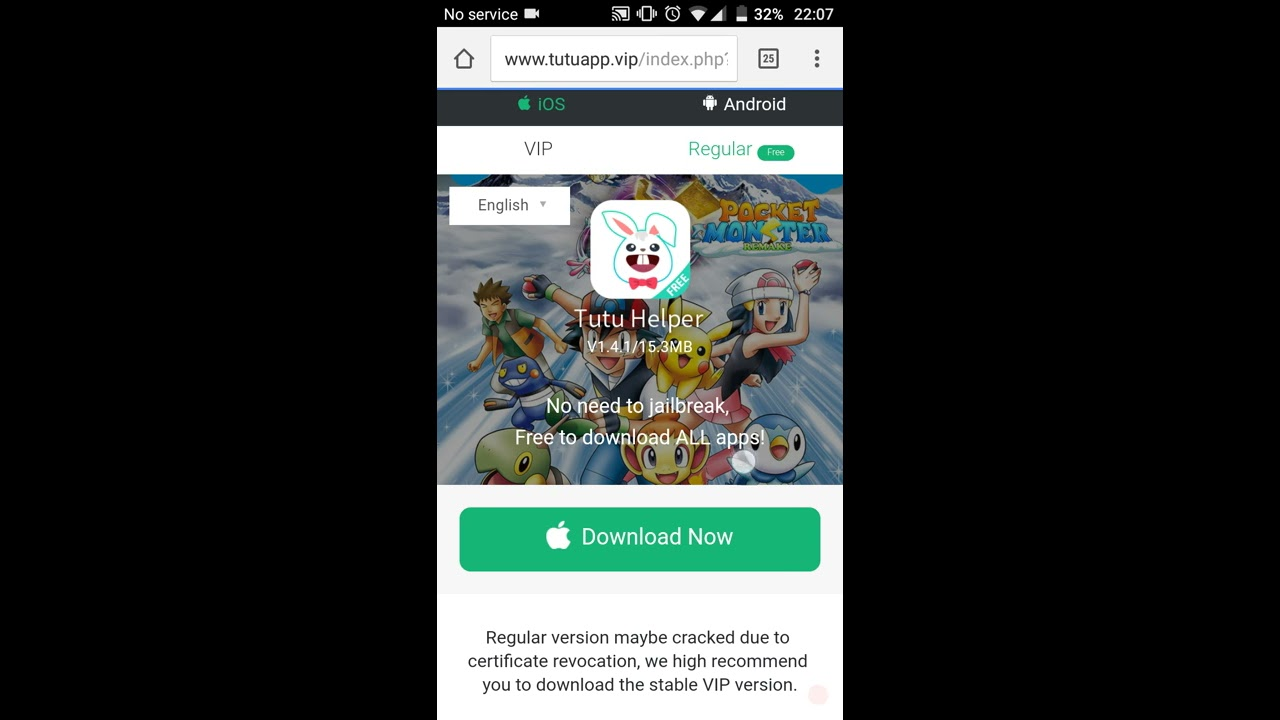 How to download tutuapp for android