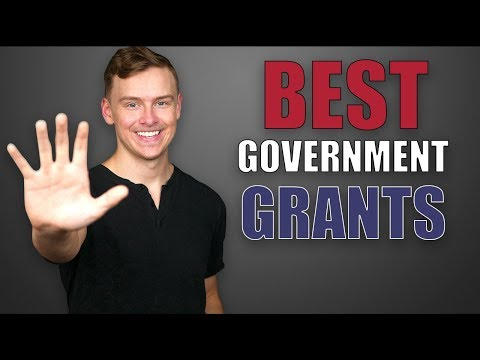 Free Government Grants For Individuals And Small Businesses (Top 5 Best)