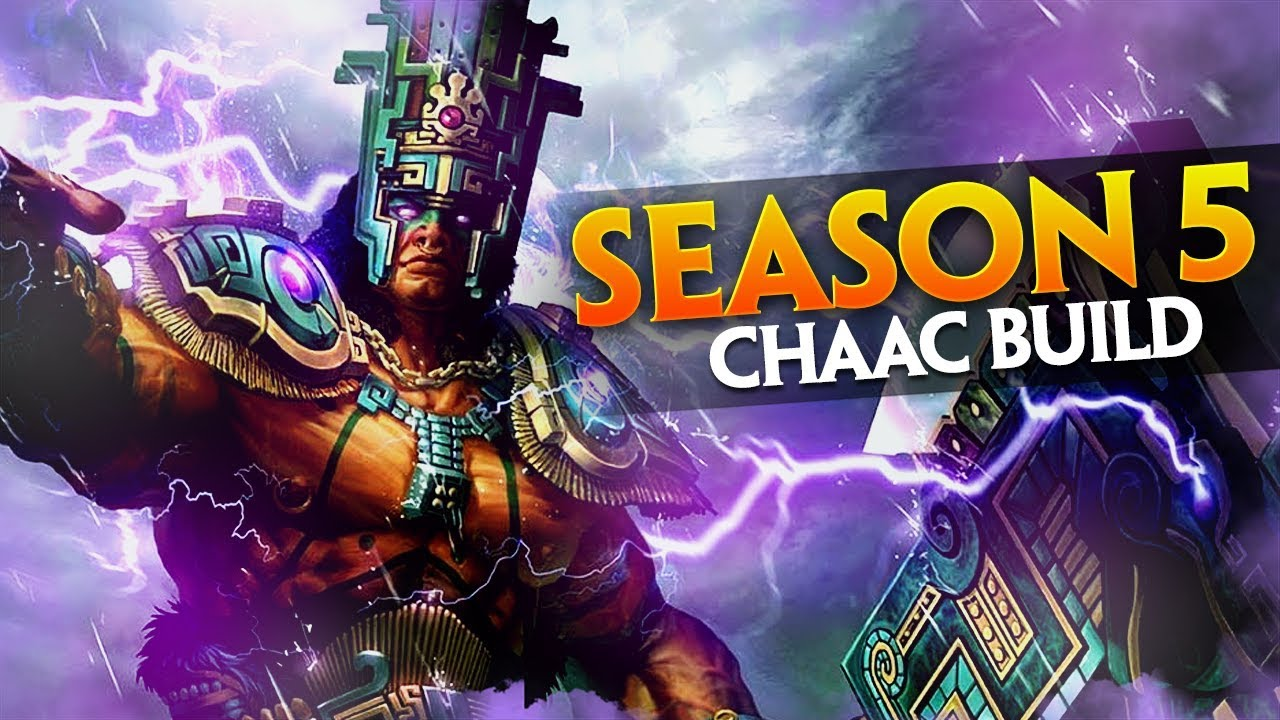 Chaac Smite Build Season