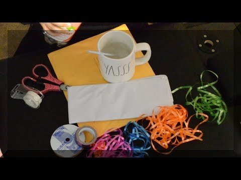 (( ASMR )) Wrapping : Etsy Orders