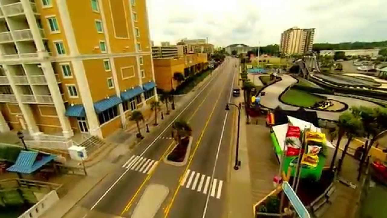 3 palms hotel in Myrtle Beach, SC YouTube