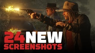 24 Brand New Red Dead Redemption 2 Screenshots
