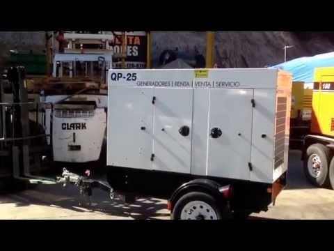 20 kW New Diesel Generator Set with Perkins Engine