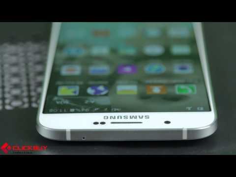 Clickbuy - Trên tay Samsung Galaxy A8 - Máy quá đẹp, màn hình ấn tượng, chip exynos 32bit
