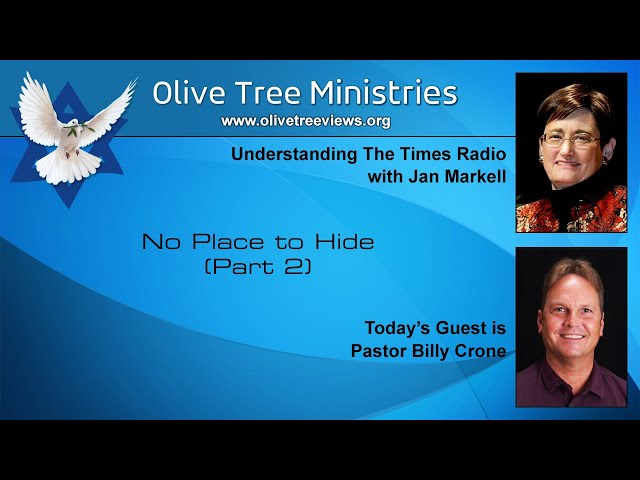 No Place to Hide (Part 2) – Pastor Billy Crone
