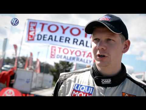 2015 Toyota Cape Dealer Rally (S1600)