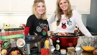 Crockin' Girls Christmas Dinner