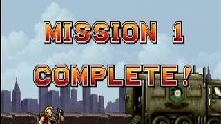 Metal Slug 4 (Wii) YTF Does Japanese Sprite Animation Differ From American?
