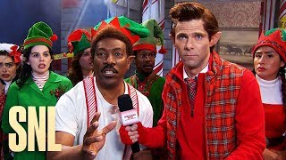 North Pole News Report - SNL