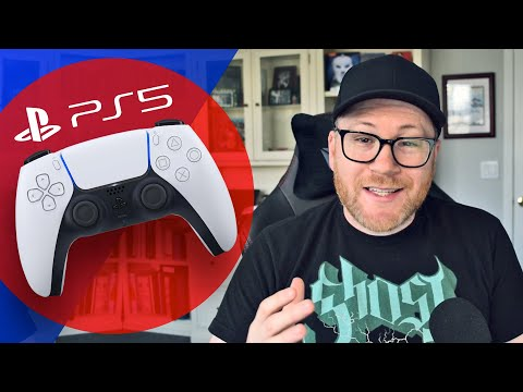 REVEALED! Actual PlayStation 5 Controller is HERE