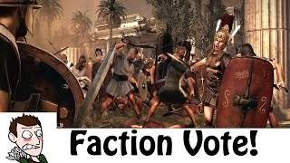 Total War: Rome 2 - Faction Vote - Closed!