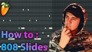 FL Studio 20 - How to Slide 808s - Tips and Tricks mp3