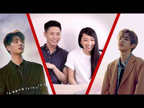 ABCs React to DAY6 (I Smile, I Wait, Stop & Stare)