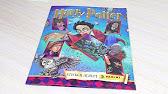 Альбом Гарри Поттер. Волшебный мир. Распаковка и первый взгляд .