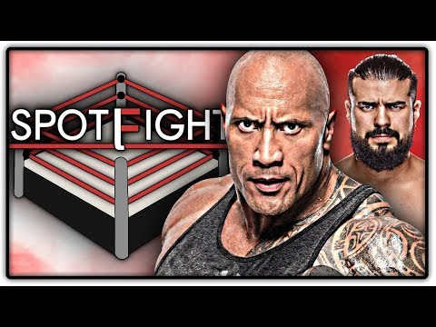 The Rock Match bei WrestleMania 35? Almas Push!(Wrestling News Deutschland)