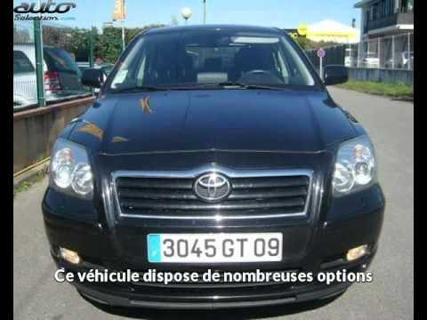 Toyota avensis occasion visible à Toulouse présentée par Alliance automobiles