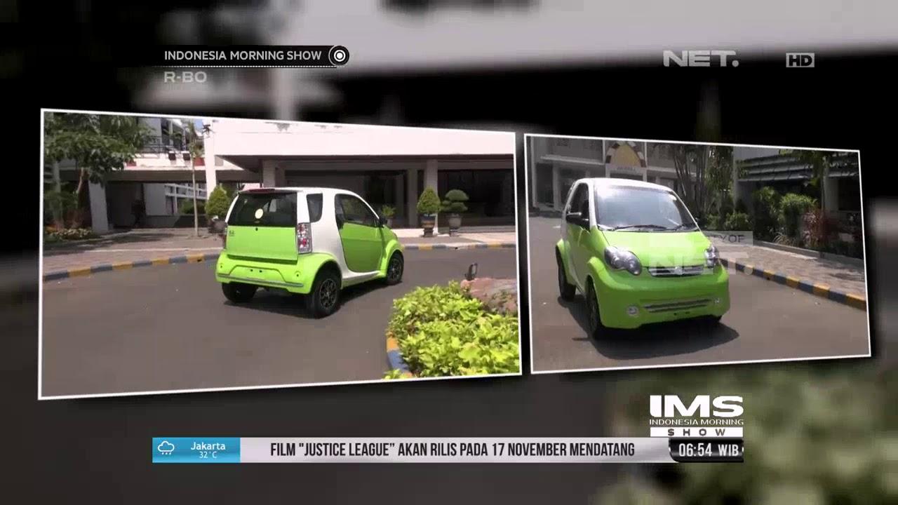 Intip Yuk Spesifikasi Elvi Mobil Listrik Karya Anak Bangsa Ini Youtube