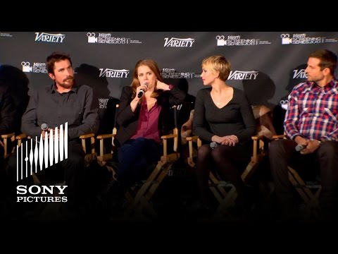 American Hustle - A Conversation With Amy Adams