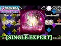"""【DDR 2014】 Over The """"Period"""" [SINGLE EXPERT] 譜面確認+クラップ"""