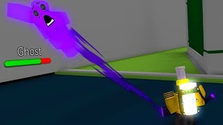 ROBLOX GHOST BUSTER SIMULATOR *I AIN