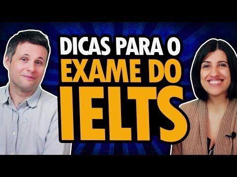 DICAS PARA FAZER O IELTS - EXAME DE INGLÊS
