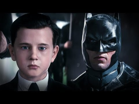 Batman: Arkham Origins - Bruce Wayne TV Spot