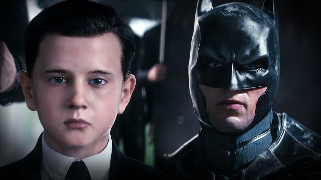 Batman: Arkham Origins - Bruce Wayne TV Spot - YouTube