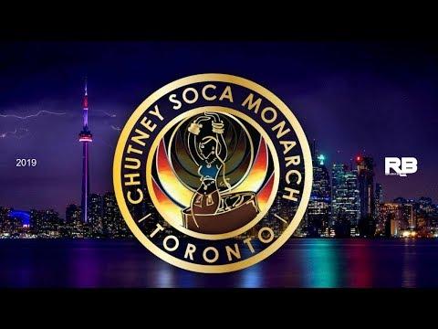 Chutney Soca Monarch Toronto   2019