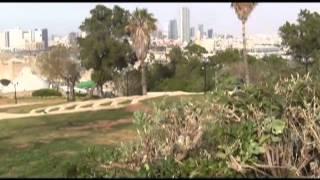 ヤッフォからテルアビブ  View from Jaffa