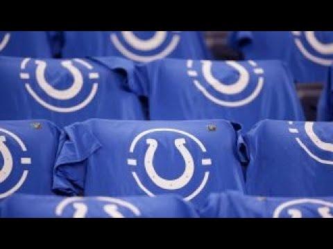 NFL fan burns Colts season tickets