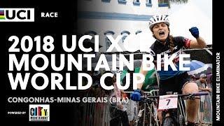 2018 UCI XCE Mountain Bike World Cup - Congonhas (BRA)