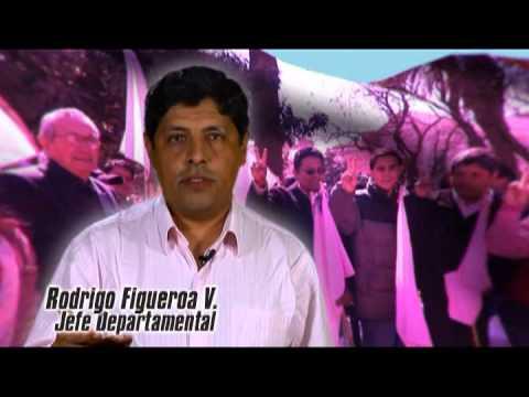 Renovacion Victor Paz Estenssoro 2013 Tarija