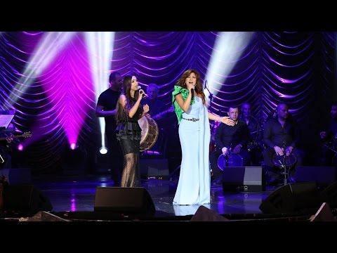 Najwa Karam - Siid L Rijaal Live on Stars On Board | نجوى كرم - سيد الرجال | شط بحر الهوى