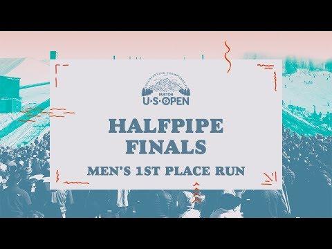 2018 Burton U·S·Open Men's Halfpipe Finals – Ayumu Hirano's Winning Run