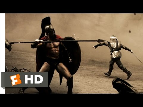 300 (3/5) Movie CLIP - The Warrior King (2006) HD