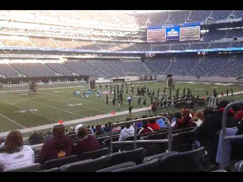 King Philip Marching Band Wins National Championship 2012