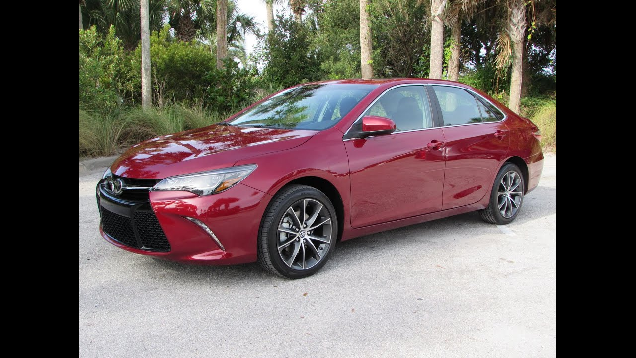 2015 toyota camry xse v6 start up test drive and in depth review youtube. Black Bedroom Furniture Sets. Home Design Ideas