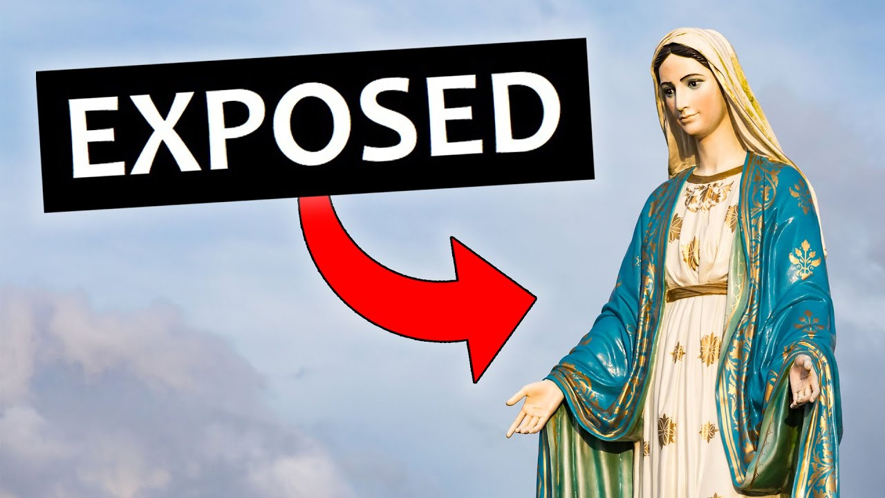 Don't Watch This Video If You're CATHOLIC (You Will STOP Worshipping Mary)
