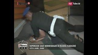 Kedapatan Mabuk & Bermesraan Ditempat Karaoke, Oknum Polisi Ini Ditangkap Petugas - iNews Pagi 16/07
