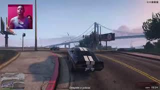 Game play GTA V (Online ) o foco e o golpe a grande quadrilha #Parte 2