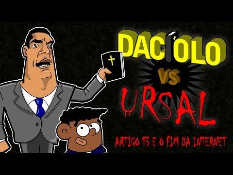 Cabo Daciolo x URSAL 4