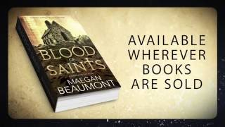Official Trailer for Blood of Saints (Sabrina Vaughn series #4)