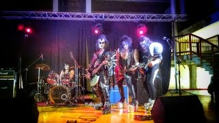 Calling Dr Love - Deuce (Kiss cover band) Live Beer Expo 24/4/2016
